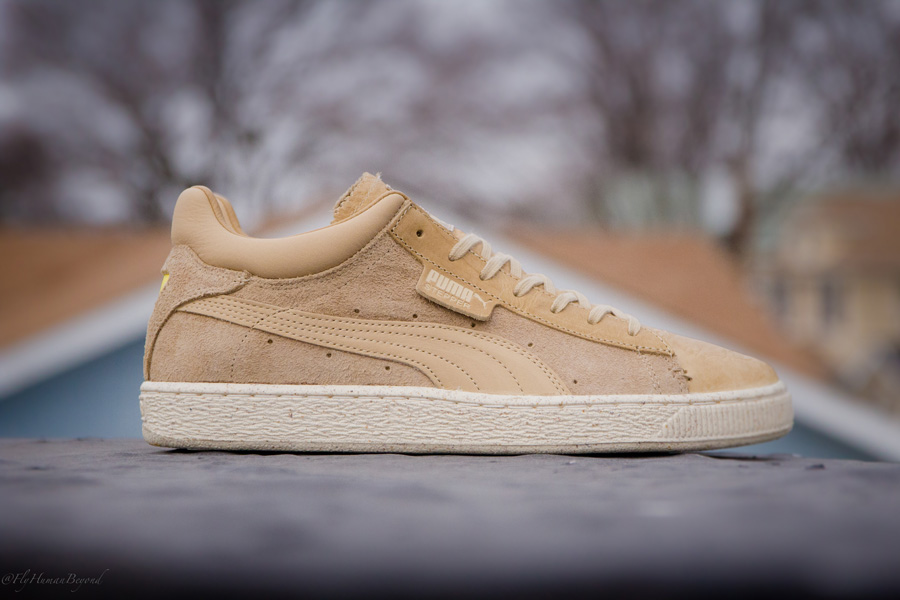 puma stepper mmq beige