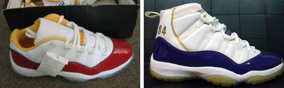 Air Jordan NFL XI Pack