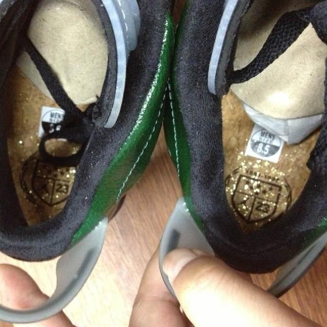 separation shoes 591c3 8c08c Air Jordan VI 6 Cigar 384664-350 (5)
