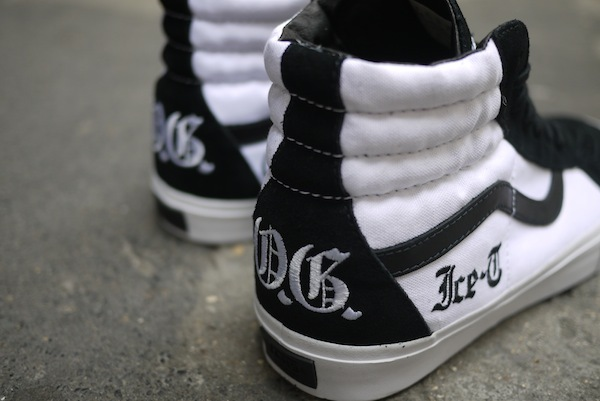 8b84c20f17 Ice-T x Vans Syndicate Sk8-Hi    First Look