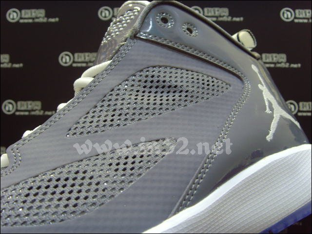 Air Jordan 2011 Q-Flight Light Graphite Light Graphite 454486-007 4a57b9c0f6a0