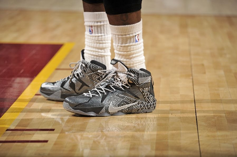 BHM' Nike LeBron 12 | Sole Collector