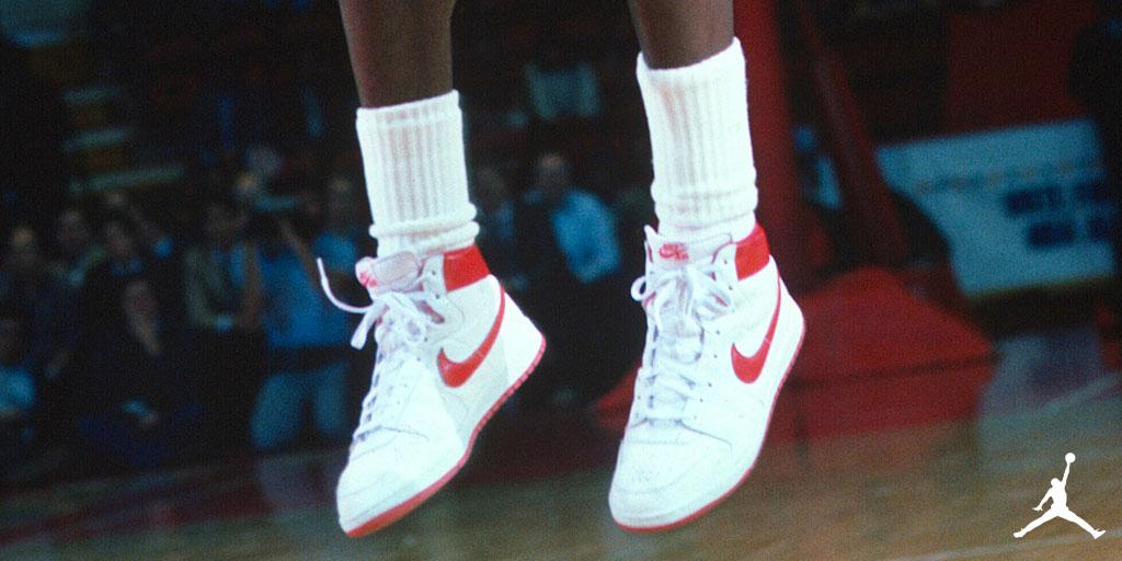 Jordan Nike Air Navire