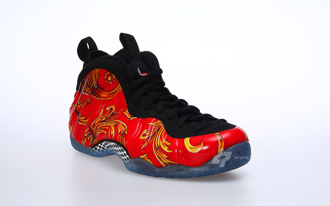 100% authentic e2c5a ab1e4 Supreme x Nike Air Foamposite One 'Red' In Detail | Sole ...