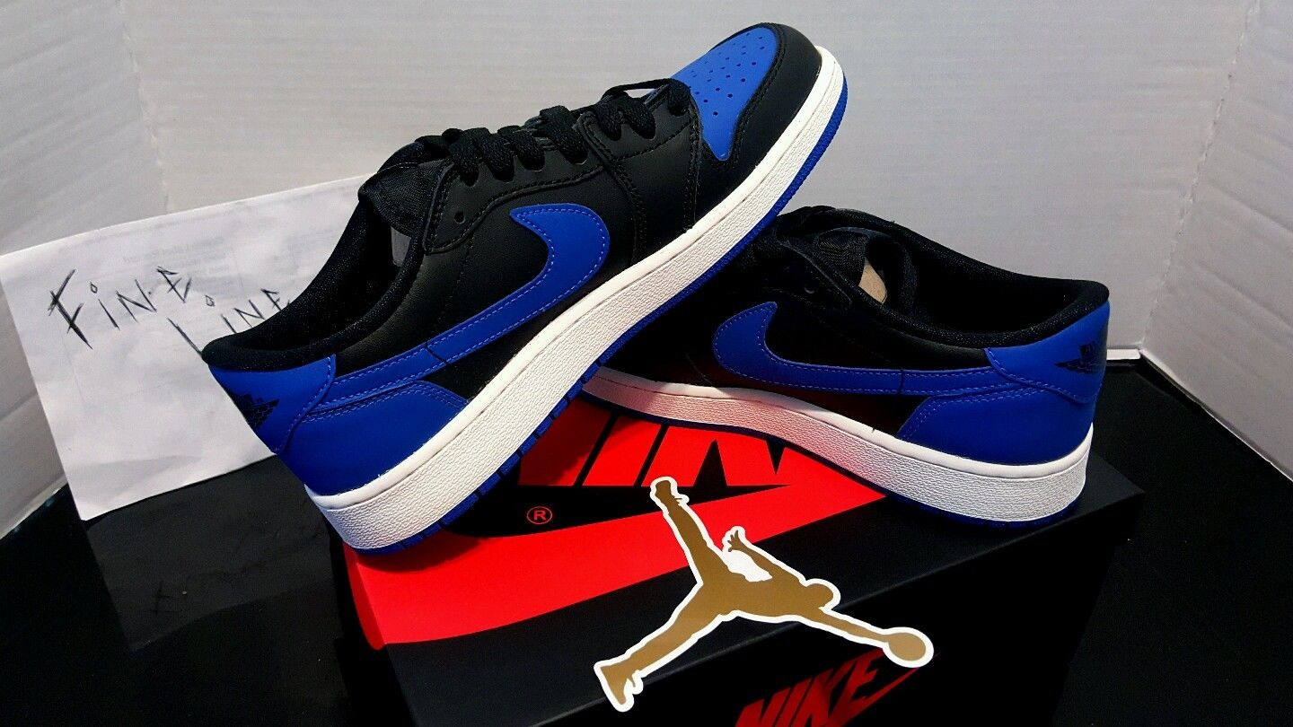 1 Keeping ProfileSole 'royal' Jordan The A Low Collector Air Is SzVGqULMp