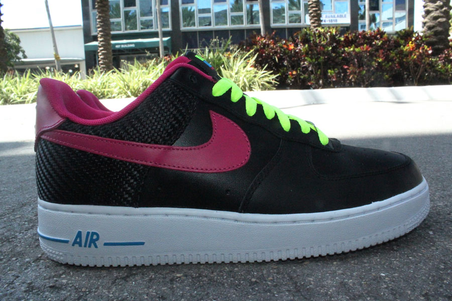 Nike Air Force 1 WBF London Fireberry 488298-015 (1)