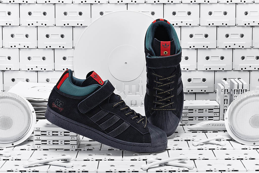 adidas Originals Consortium Spring Summer 2012 Your Story Pro Shell After