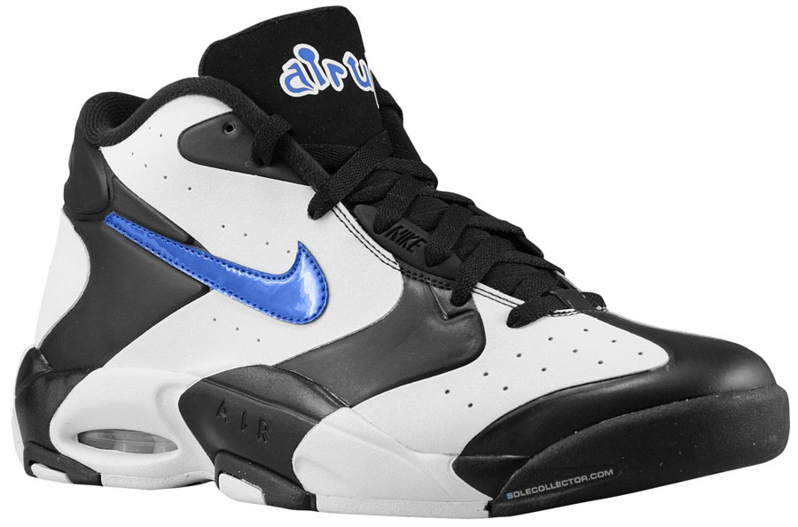 Nike Air Up '14 Black/Game Royal-White 630929-004 Release Date (1)