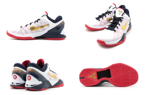 Stay tuned to Sole Collector for further details on the release of the \u0026quot;Gold Medal\u0026quot; Nike Zoom Kobe VII.