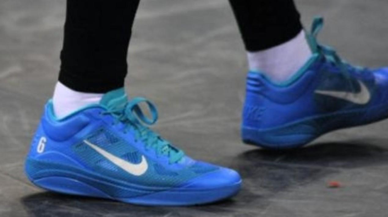 Beneficiario Mar Doctor en Filosofía  Nike Zoom Hyperfuse Low - Lee Hsueh-Lin Player Exclusive | Sole Collector