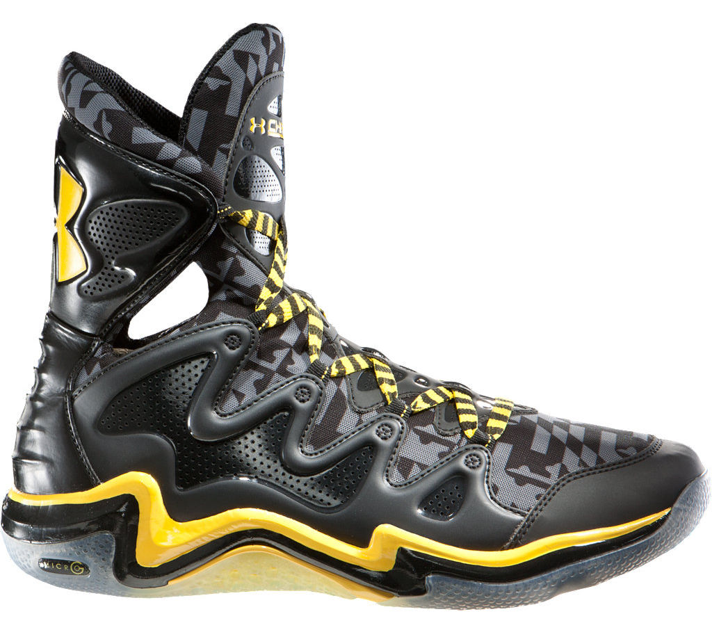 Under Armour Charge BB Maryland Terrapins Black Ops