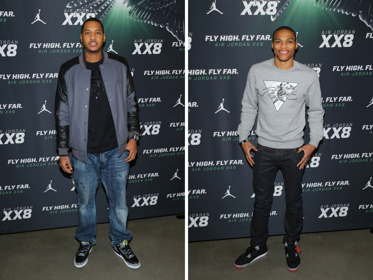 Air Jordan XX8 Dare to Fly Event at Dream Downtown (38)