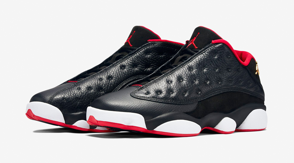 air jordan 13 low bred nike