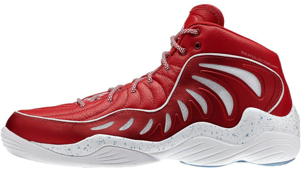 Reebok Answer XIV 14 Red/White (2)