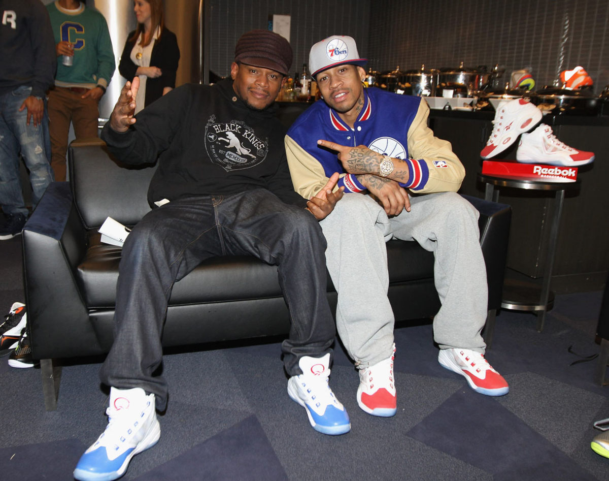 Reebok Q96 Launch Event featuring Allen Iverson // Photos (14)
