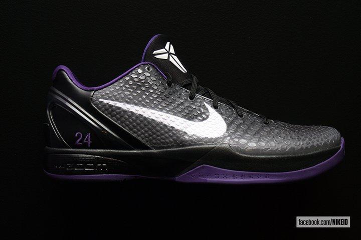Nike Zoom Kobe VI iD -