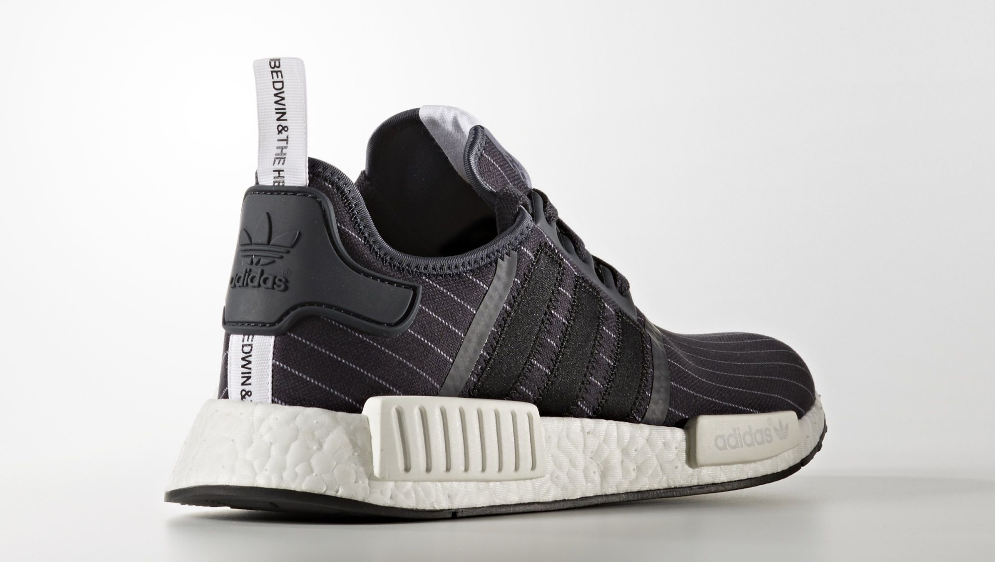 new styles 379e6 04d63 Bapes Arent the Only NMD Collab This Month. Bedwin  The Heartbreakers ...