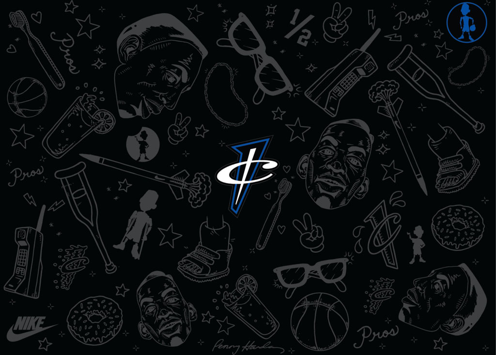 Nike Penny Shooting Stars Pack Art (4)