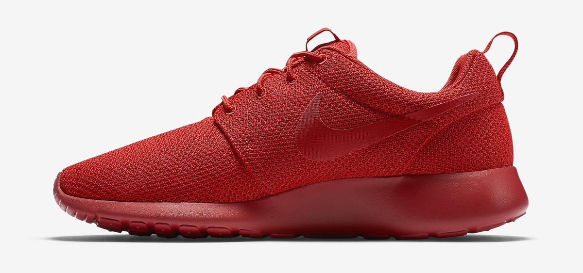 best sneakers 13971 15d84 Nike Roshe One Color  Varsity Red Varsity Red Varsity Red Style     511881-666. Price   75