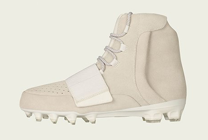 newest a030f 9cae9 Yeezy 750 Cleats Profile