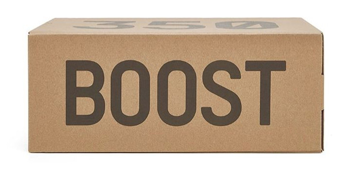 Yeezy Boost V2 Box