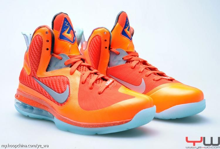 d536ff994d1a Nike LeBron 9 - All-Star (1)