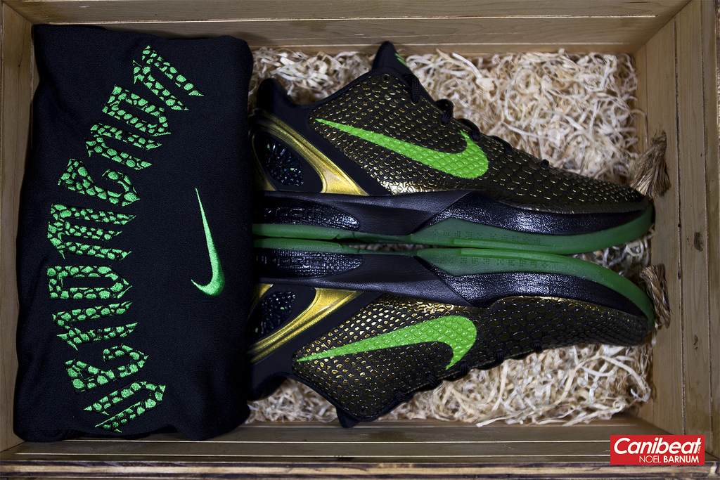 quality design 7c23f eeae7 Nike Zoom Kobe VI -