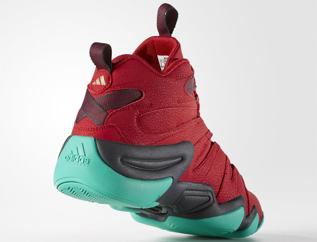 dcf209f96051 adidas Regifts the Crazy 8 for Christmas