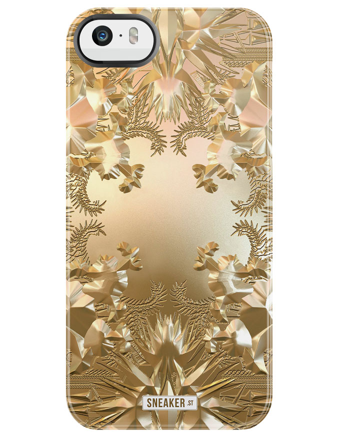 SneakerSt x Uncommon Watch the Throne iPhone Case