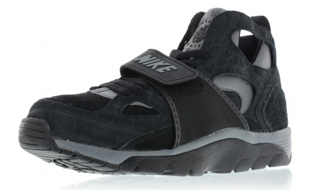 Nike Huarache Trainer Black