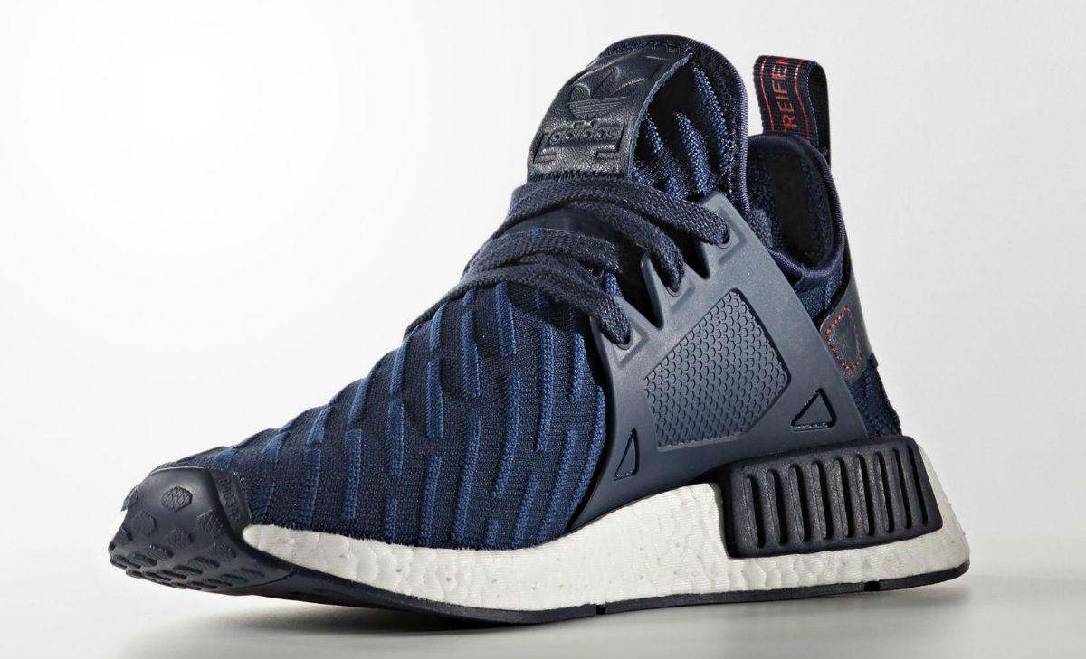 Adidas NMD XR1 Blue Medial BA7215