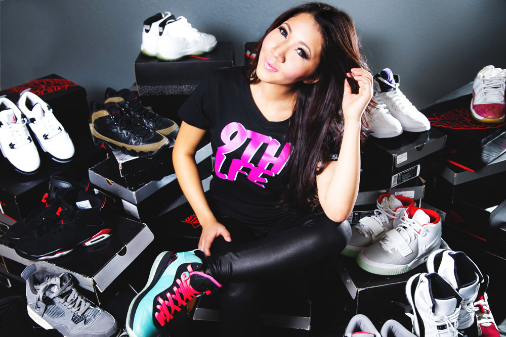 A Female Sneakerhead Lists 4 Shoes Every Girl Needs In Her