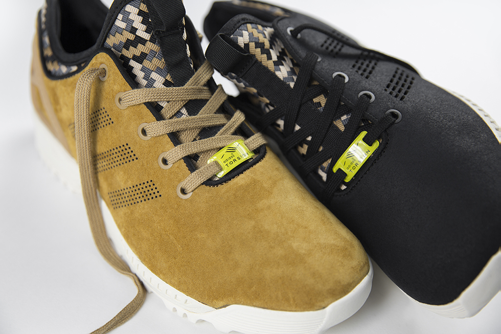 d246bf65e3a47 The adidas ZX Flux sports suede and a woven bootie in this new SIze   collection.