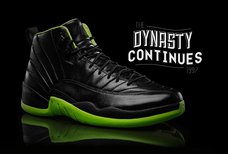 Jordan Brand XX8 Days of Flight // Air Jordan XII 12 (1)