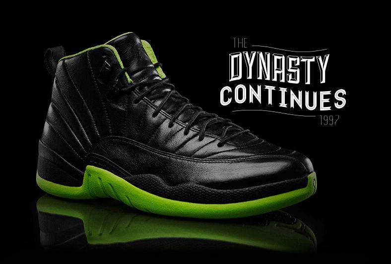 best sneakers 16450 baed7 Jordan Brand XX8 Days of Flight    Air Jordan XII 12 (1)
