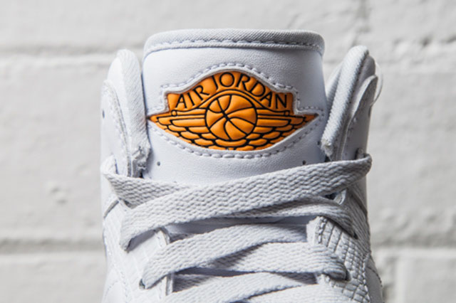 Air Jordan 1 Retro '86 White/Kumquat Release Date 644490-115 (3)