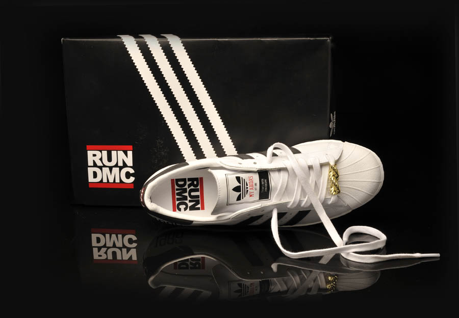"adidas Originals Superstar 80s - Run DMC ""My adidas"" 25th Anniversary 13"
