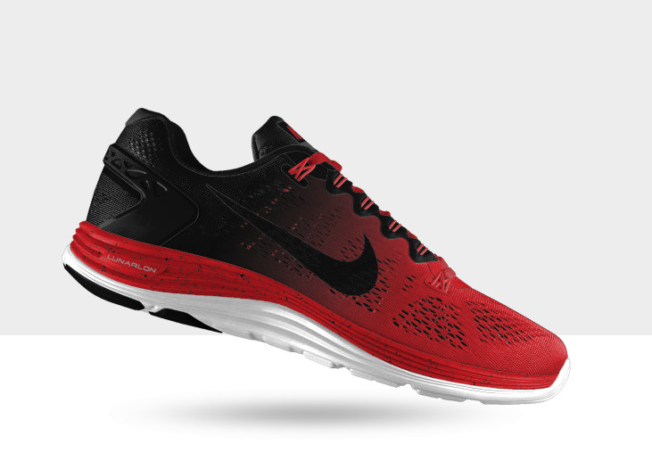 The latest Lunarglide is now available for customization on Nike iD. 1ee59ab10b