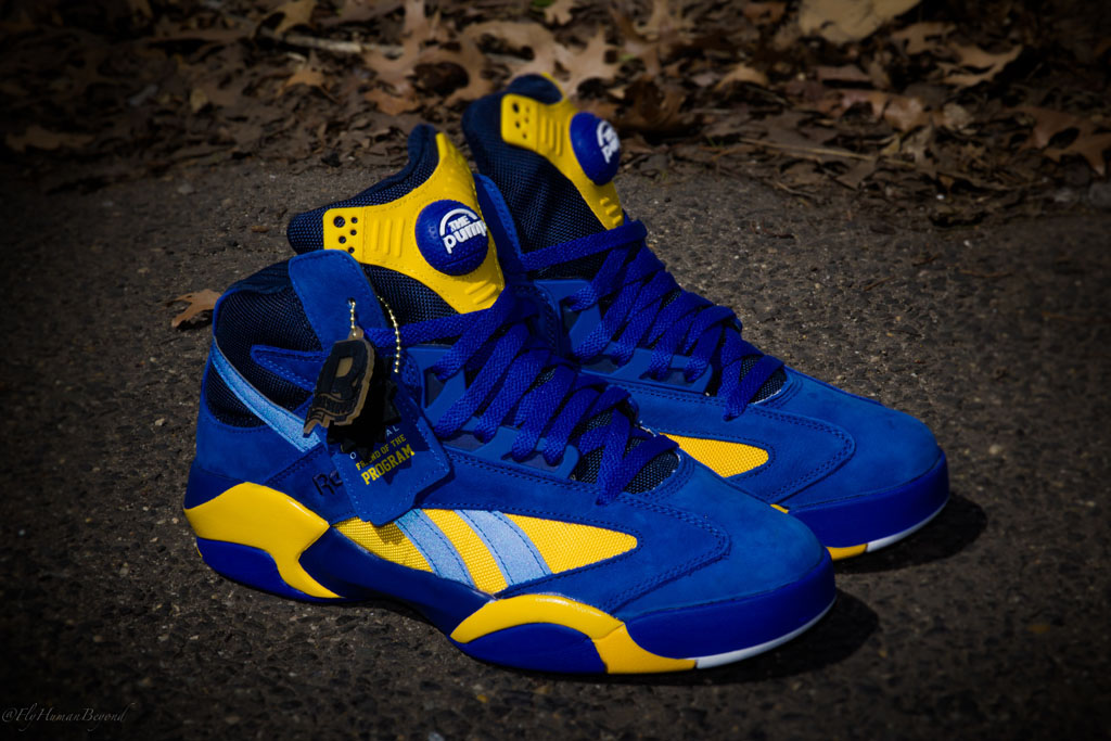 Packer Shoes x Reebok Shaq Attaq Friend of the Program