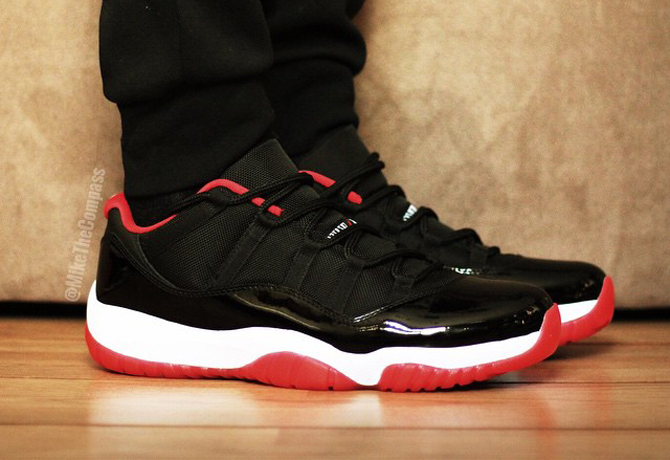 The Air Jordan 11 Low That Collectors Have Been Waiting For  d42daaa89