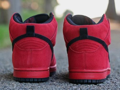 brand new 94505 bdfe0 Nike SB Dunk High -  Red Devil  - New Images