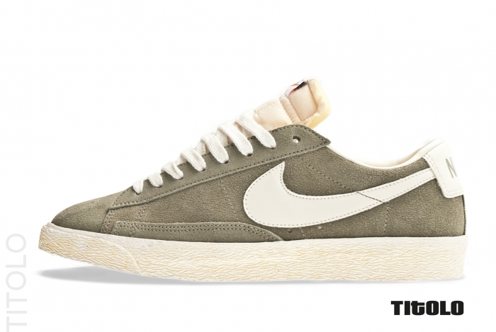 buy popular 61bad 3803e The Blazer Low Premium continues to be a staple release for Nike Sportswear  with yet another vintage pair on the way for the fall.