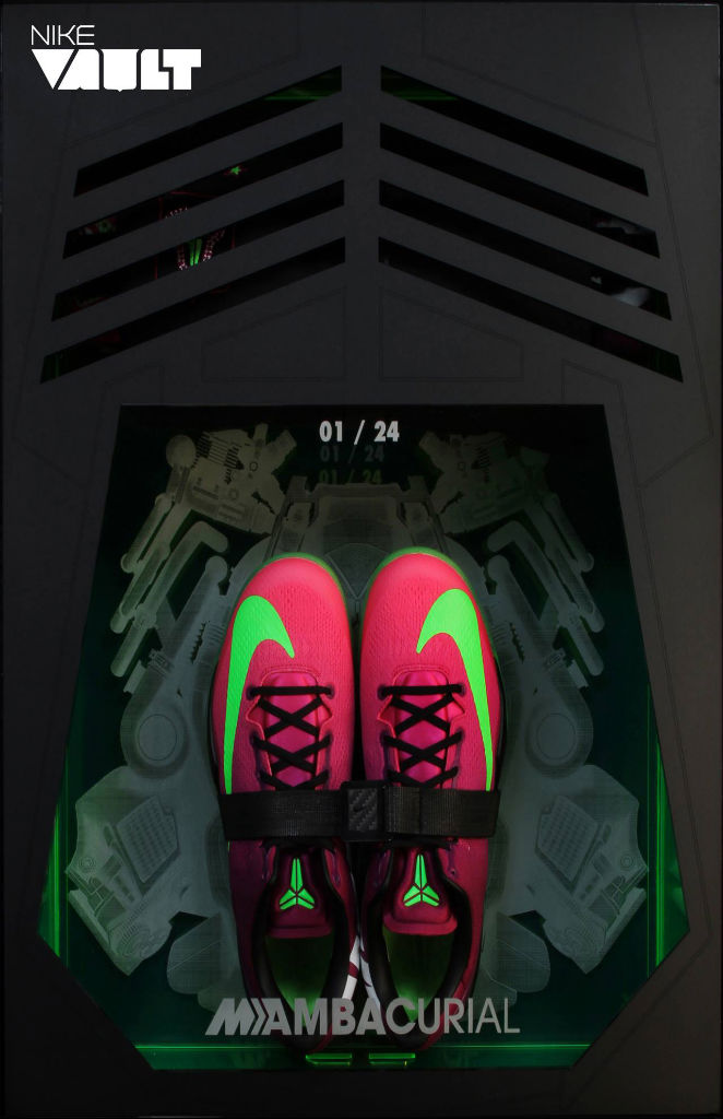 "Nike Kobe 8 System ""Mambacurial"" Speed Pack (1)"