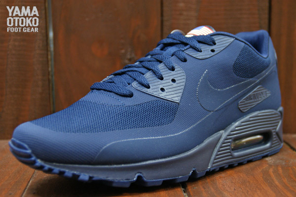 air max 90 all navy
