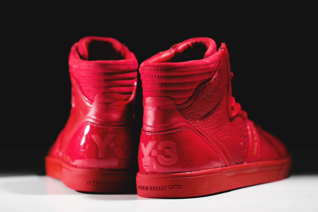 adidas Y-3 Rydge All-Red (5)