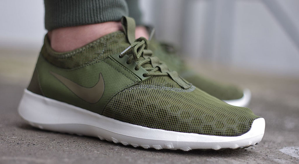 nike juvenate women olive green