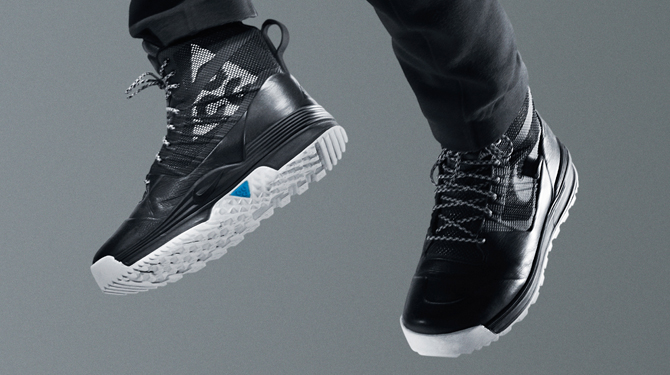 sale retailer 74803 1295f ... LunarTerra Arktos. A rugged boot built for the urban terrain as part of  Nike s new ACG line.