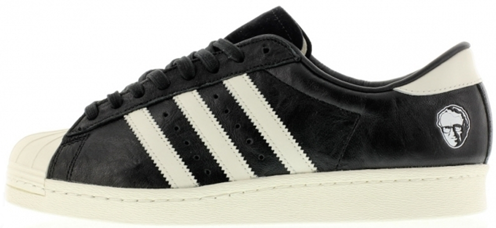adidas Consortium Superstar Core Black/Core White-Core Black