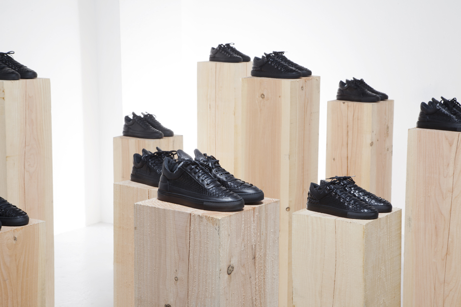Filling Pieces Amsterdam Black Friday Pack Trainer and Mountain Cut