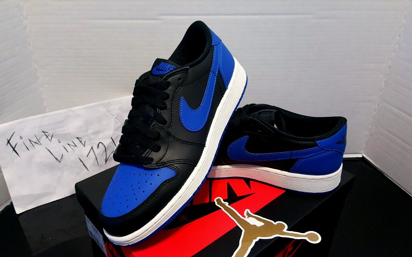 timeless design 1d97d e50ce The  Royal  Air Jordan 1 Low Is Keeping a Low Profile   Sole Collector